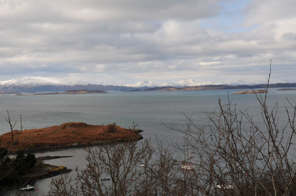 Mull over the Sound of Jura
